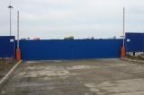 Ворота откатные для проёма шириной 11 метров