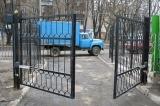 Автоматика распашных ворот