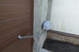 Локтевой электропривод распашных ворот