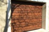Секционные ворота цвет GONCALO ALVES