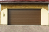 Ворота гаражные Херманн