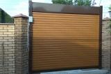Автоматические роллеты для гаража в Одессе