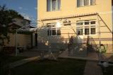 Солнцезащитная система Каскад широной 7 метров мвылетом 4 метра.