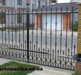Распашные ворота – качество, проверенное временем