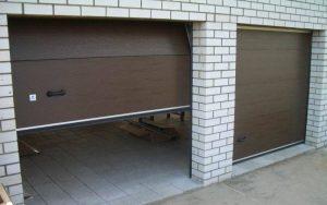 Подъемные ворота для гаража Одесса