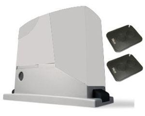 Комплект автоматики Nice ROX 600 KLT для откатных ворот