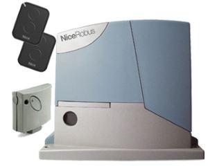 Комплект автоматики Nice RD 400 KCE для откатных ворот