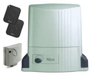 Комплект автоматики Nice TH 1500 KCE для откатных ворот