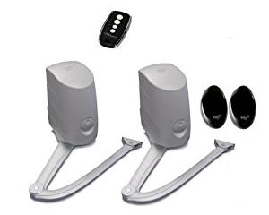 Комплект автоматики KingGATES MiniModus Kit 200 LT для распашных ворот
