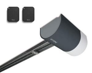 Электропривод Nice SHEL 75 KCE для секционных ворот