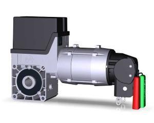 Электропривод TSE 5.24-25 4S2K+WS900 для промышленных секционных ворот