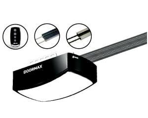 Потолочный электропривод DOORMAX FS 1000 для секционных ворот