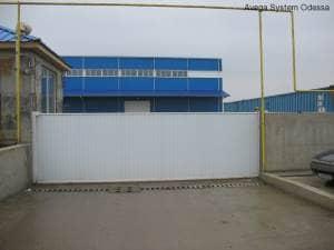 Купить промышленные ворота в Одессе