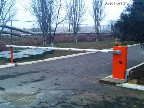 Купить шлагбаум и дорожную автоматику в Одессе