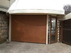 Купить гаражные ворота в Одессе