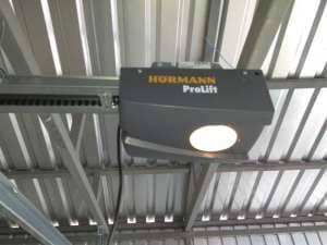 Привод гаражных ворот Hormann