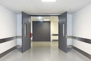 противопожарные двери Hormann