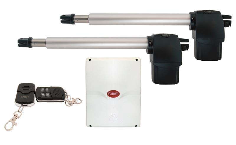 Комплект для автоматизации распашных ворот Gant GSW-3000KIT