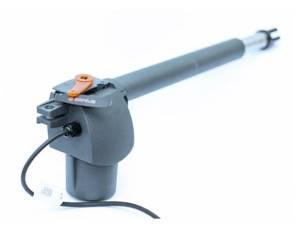 Электромеханический привод FAAC GENIUS GFlash Q (G-BAT 400) створка до 3 м MAXI