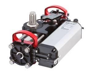 Гидравлический подземный привод FAAC FAAC S800 CBAC 100 ° створка 2 м